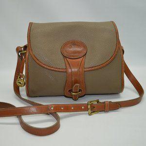 Dooney & Bourke Vintage Essex Shoulder Bag Taupe